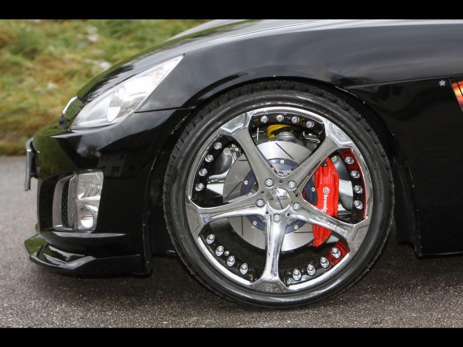 2008 Opel GTaime tuning wheel wheels          f wallpaper