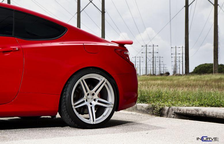 2011 Hyundai Genesis Coupe tuning wheel wheels f wallpaper
