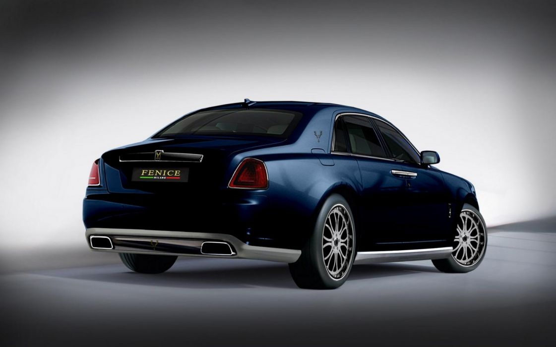 2011 Rolls Royce Ghost luxury     g wallpaper