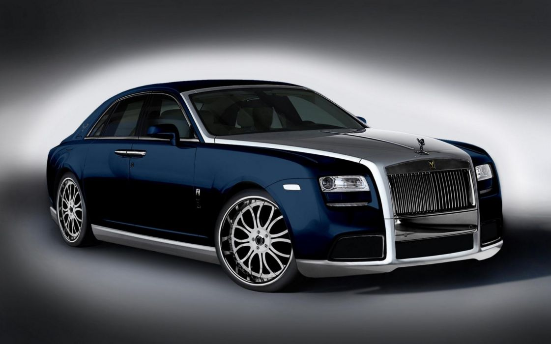 2011 Rolls Royce Ghost luxury tuning   f wallpaper