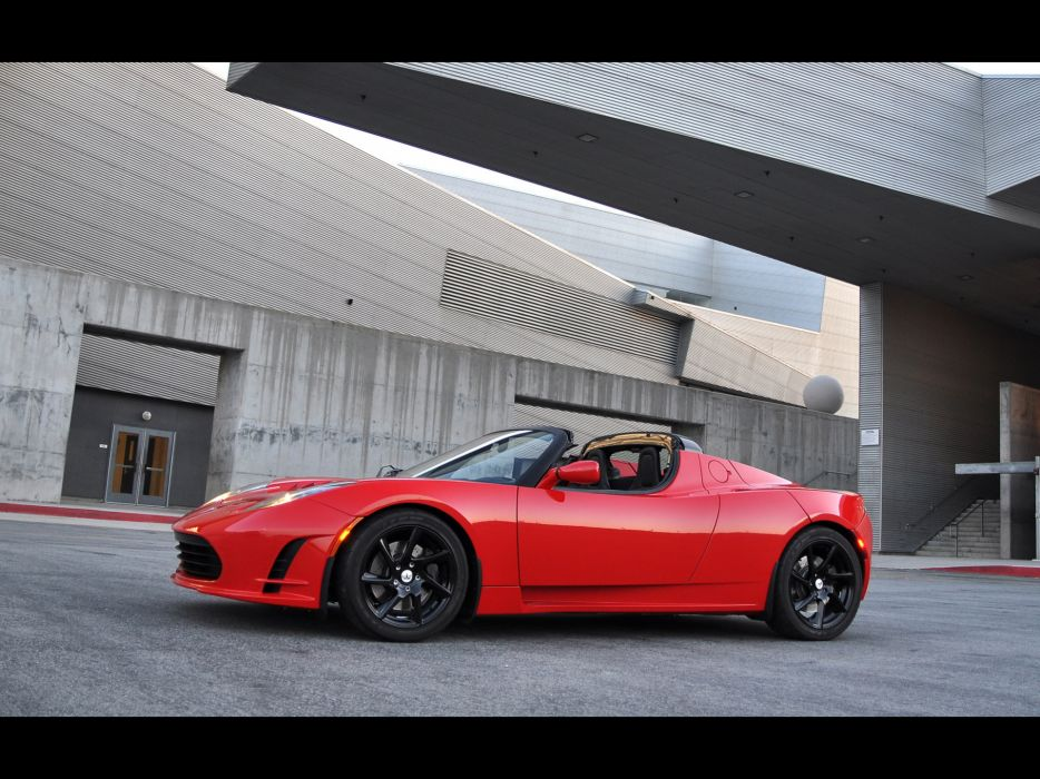 2011 Tesla Roadster 2-5 supercar supercars       c wallpaper
