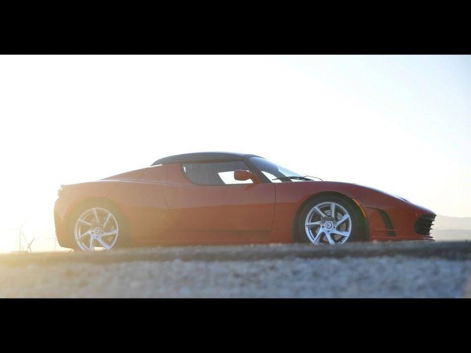 2011 Tesla Roadster 2-5 supercar supercars    fd wallpaper