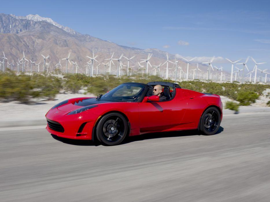 2011 Tesla Roadster 2-5 supercar supercars   fs wallpaper