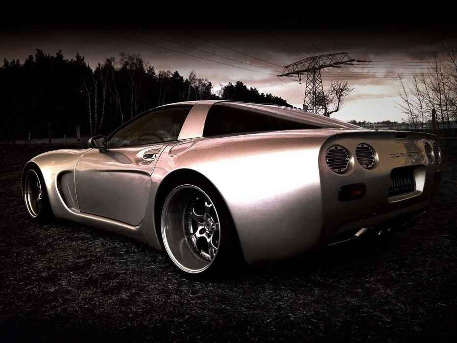 2011 Wittera Chevrolet Corvette C-5 WideBody muscle supercar supercars custom      f wallpaper