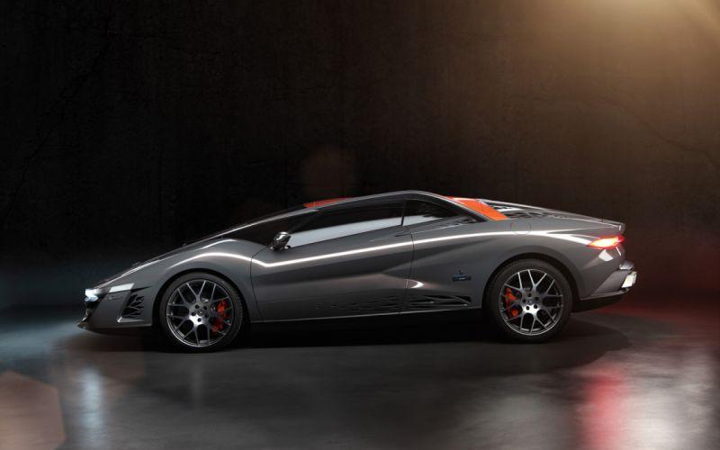 2012 Bertone Nuccio Concept supercar supercars f wallpaper