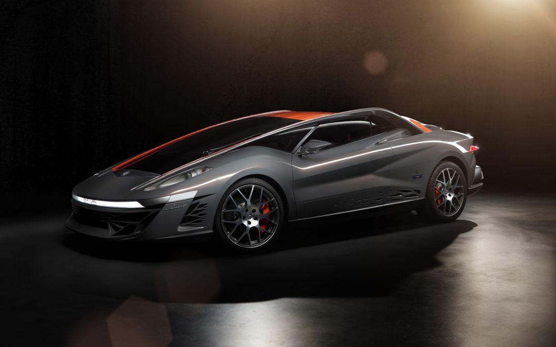 2012 Bertone Nuccio Concept supercar supercars wallpaper