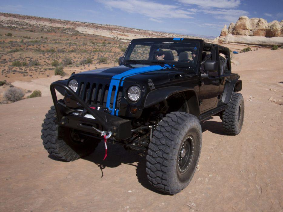 2012 Jeep Wrangler Apache offroad off 4x4 wheel wheels          f wallpaper