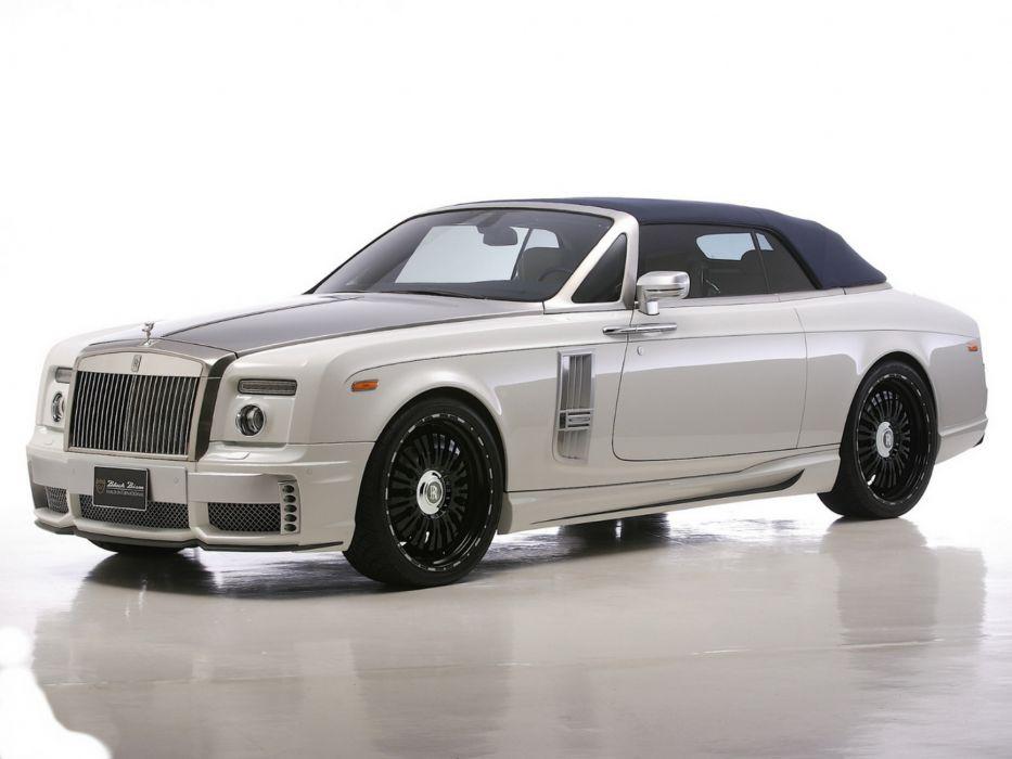 2012 Rolls Royce Phantom Drophead Coupe luxury tuning     f wallpaper