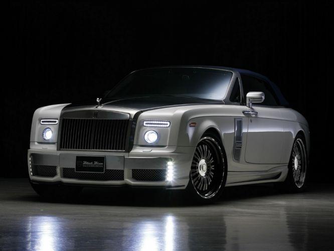 2012 Rolls Royce Phantom Drophead Coupe luxury tuning wallpaper