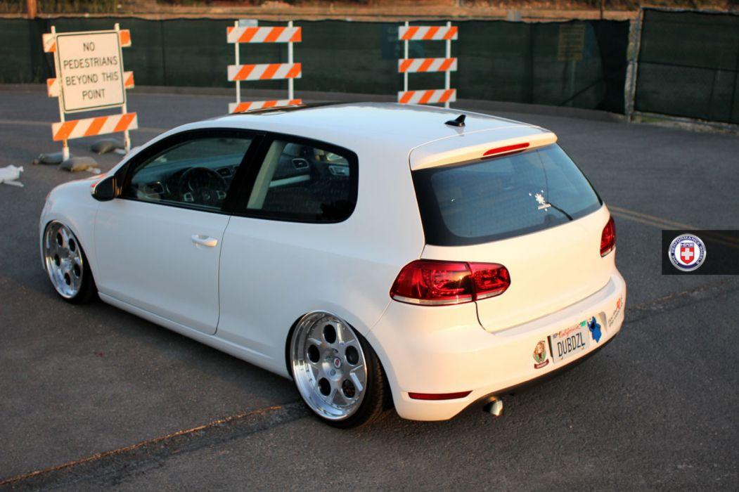 2012 Volkswagen Golf TDi Mk6 tuning      gd wallpaper