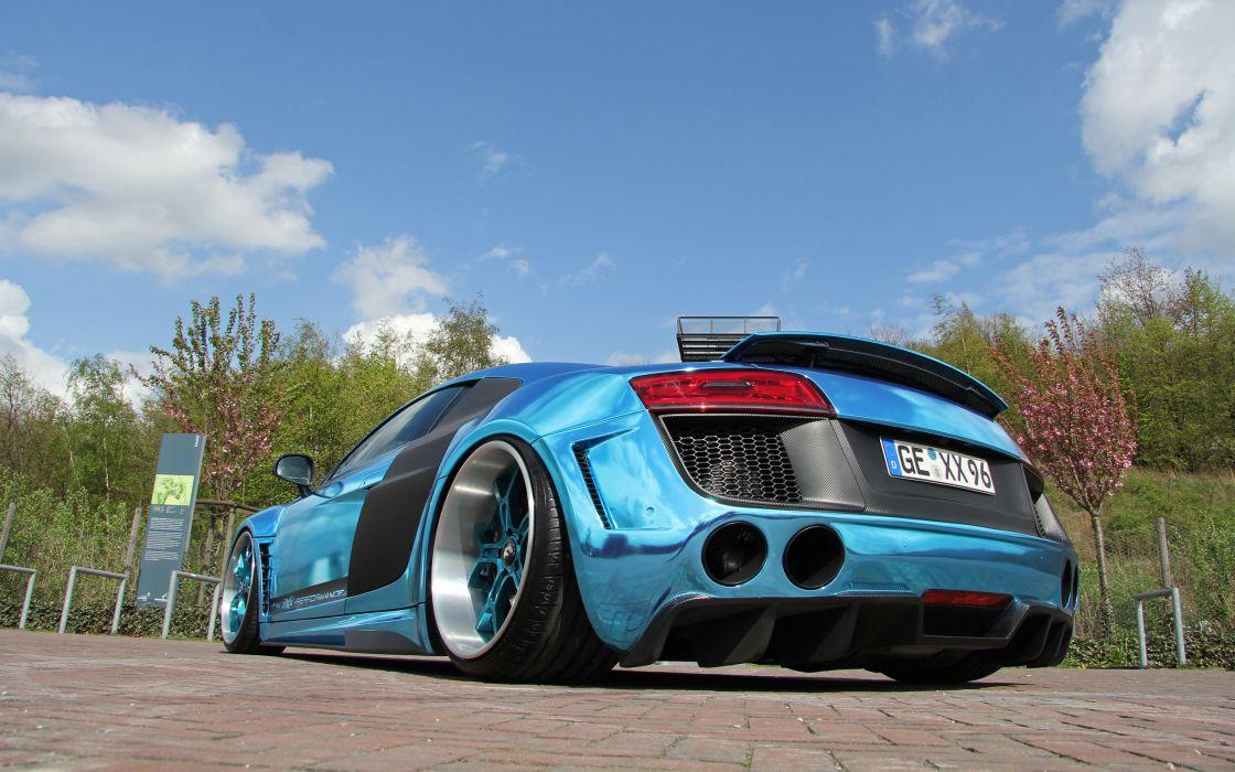 2013 Audi R8 V10 r-8 tuning supercar supercars   f wallpaper
