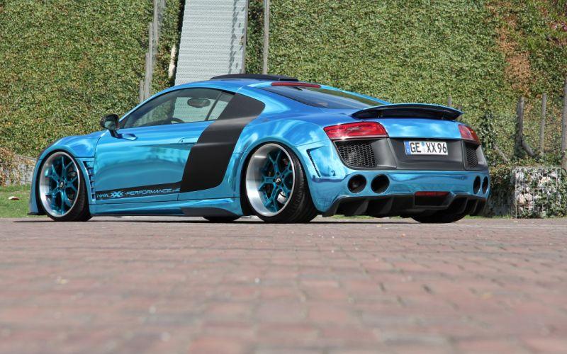 2013 Audi R8 V10 r-8 tuning supercar supercars g wallpaper