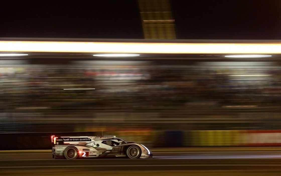2013 Audi R18 e-tron quattro race racing le-mans   d wallpaper