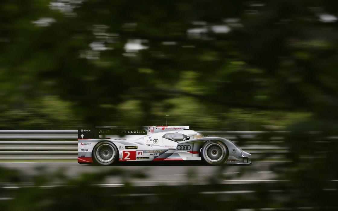 2013 Audi R18 e-tron quattro race racing le-mans   fr wallpaper