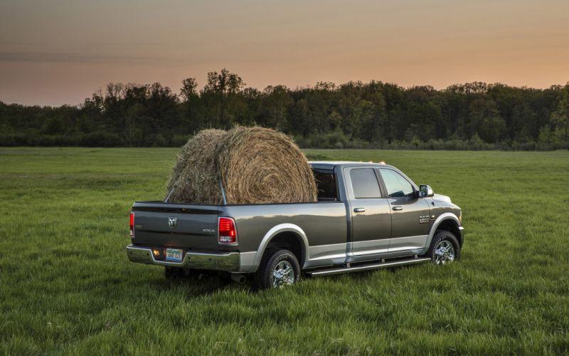 2013 Dodge Ram 2500 4x4 truck f wallpaper