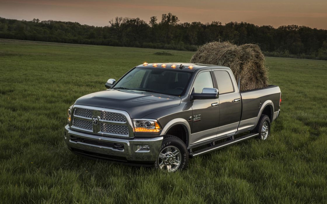 2013 Dodge Ram 2500 4x4 truck          d wallpaper