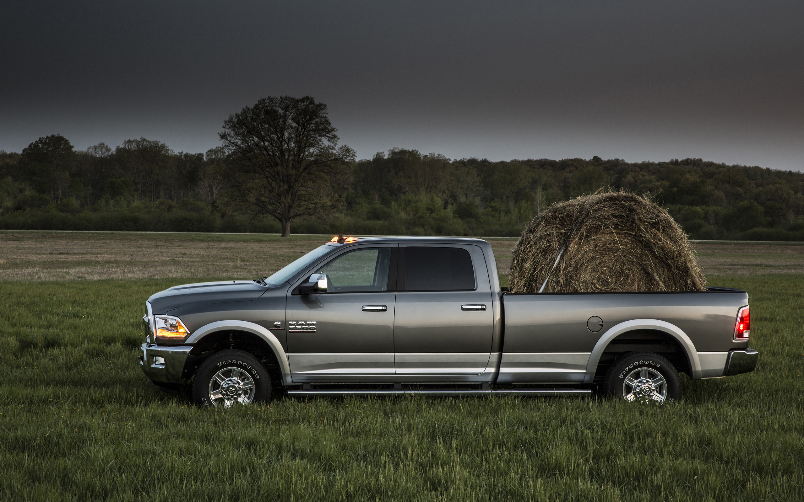 2013 Dodge Ram 2500 4x4 Truck E Wallpaper 2560x1600 112287 Wallpaperup