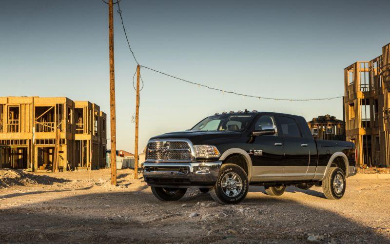 2013 Dodge Ram 2500 4x4 truck e wallpaper