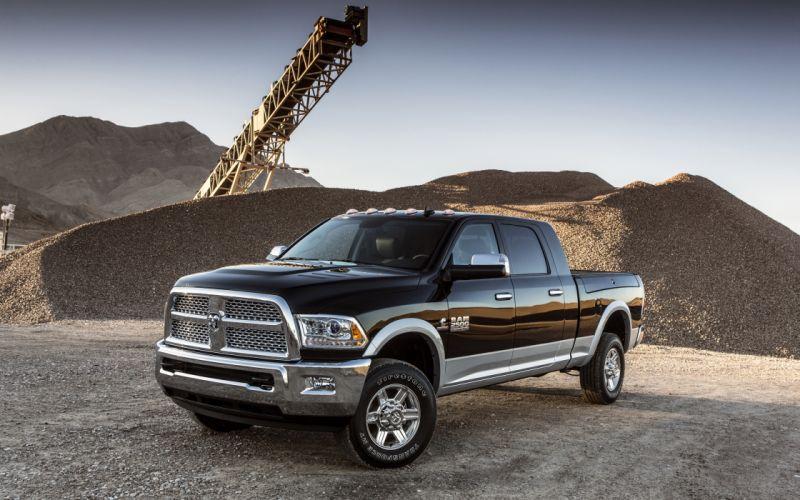 2013 Dodge Ram 2500 4x4 truck wallpaper