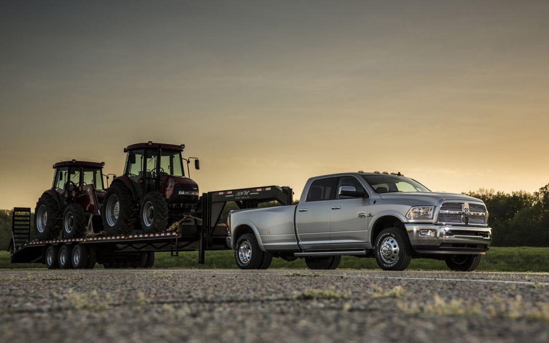 2013 Dodge Ram 3500 4x4 truck              r wallpaper