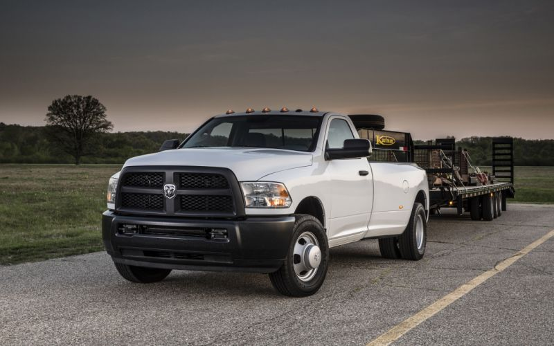 2013 Dodge Ram 3500 4x4 truck e wallpaper