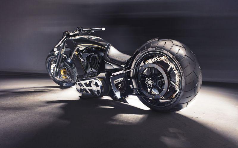 2013 Hamann Soltador Cruiser chopper bike custom muscle h wallpaper