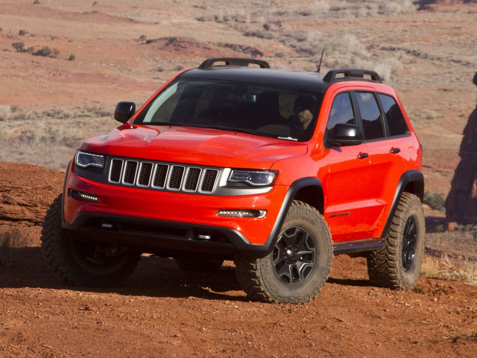 2013 jeep grand cherokee trailhawk offroad 4x4 concept. Black Bedroom Furniture Sets. Home Design Ideas