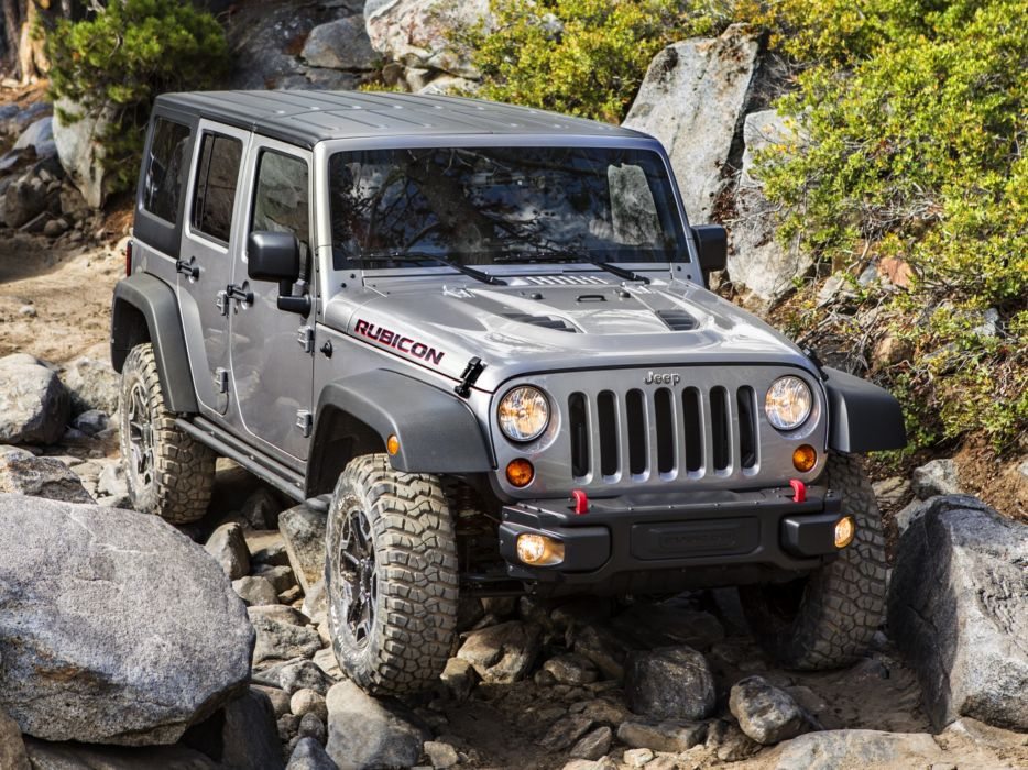 2013 Jeep Wrangler Unlimited Rubicon 10th offroad 4x4   g wallpaper