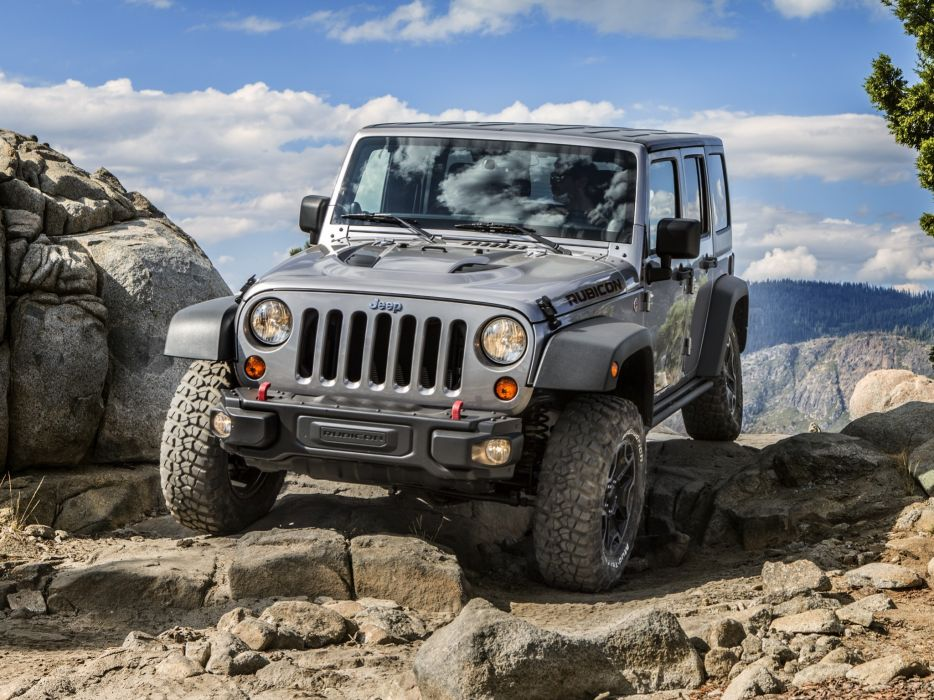 2013 Jeep Wrangler Unlimited Rubicon 10th offroad 4x4 h wallpaper
