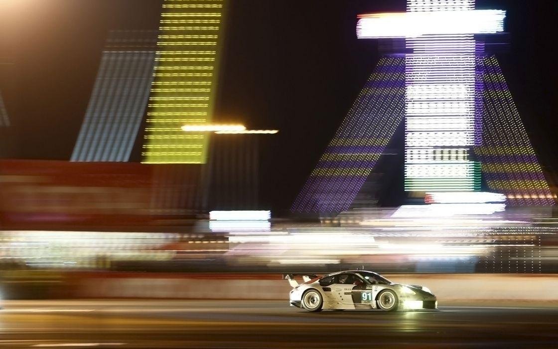 2013 Porsche 911 RSR Le-Mans race racing   fc wallpaper