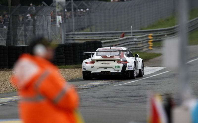 2013 Porsche 911 RSR Le-Mans race racing fs wallpaper