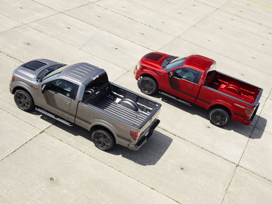2014 Ford F-150 Tremor muscle truck     f wallpaper