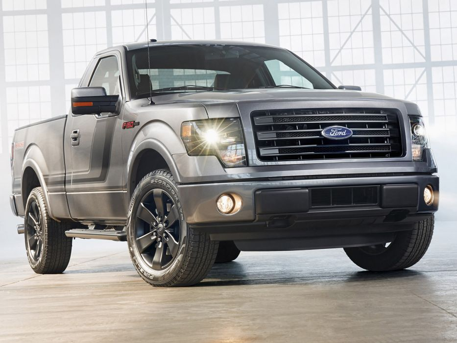 2014 Ford F-150 Tremor muscle truck wallpaper
