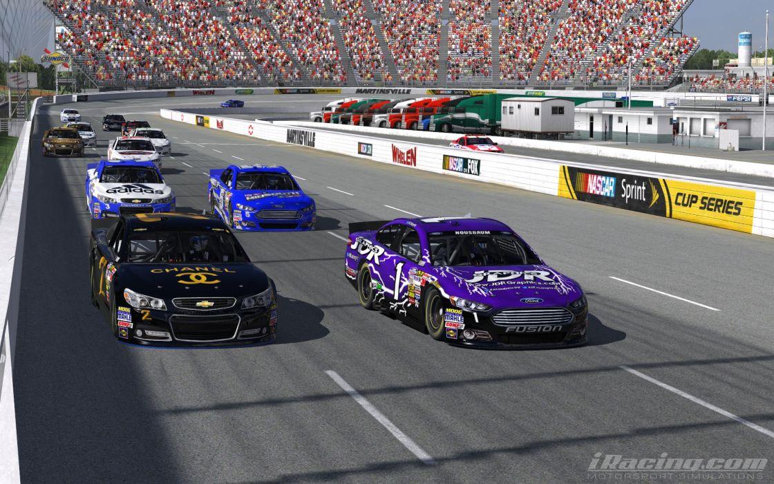 NASCAR race racing game        f wallpaper