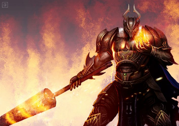 Warriors Armor Helmet Fantasy warrior wallpaper