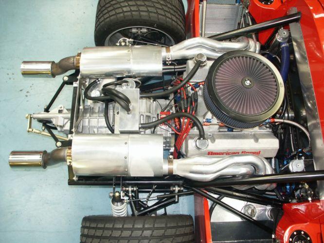 2005 Ultima GTR 640 supercar supercars engine engines d wallpaper
