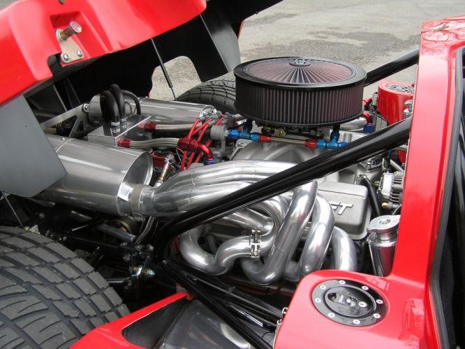2005 Ultima GTR 640 supercar supercars engine engines wallpaper