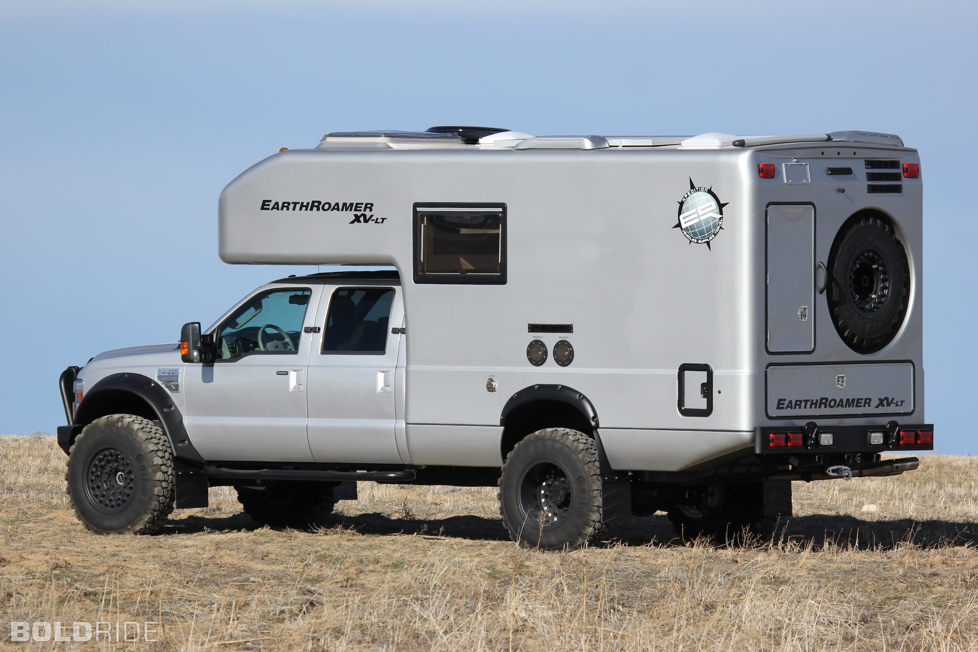 Perfect OffRoad Camper Wars Ford 4x4 Sportsmobile Vs Pace Arrow RV  Dirt