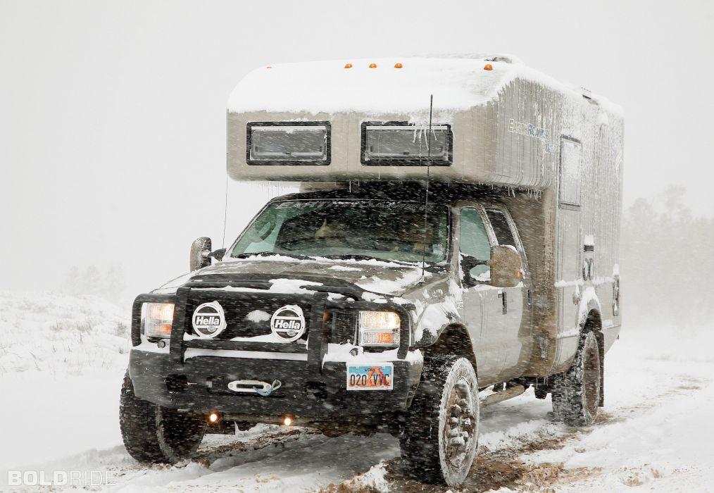 2013 Ford F-550 XV-LT 4x4 offroad truck camper      gf wallpaper