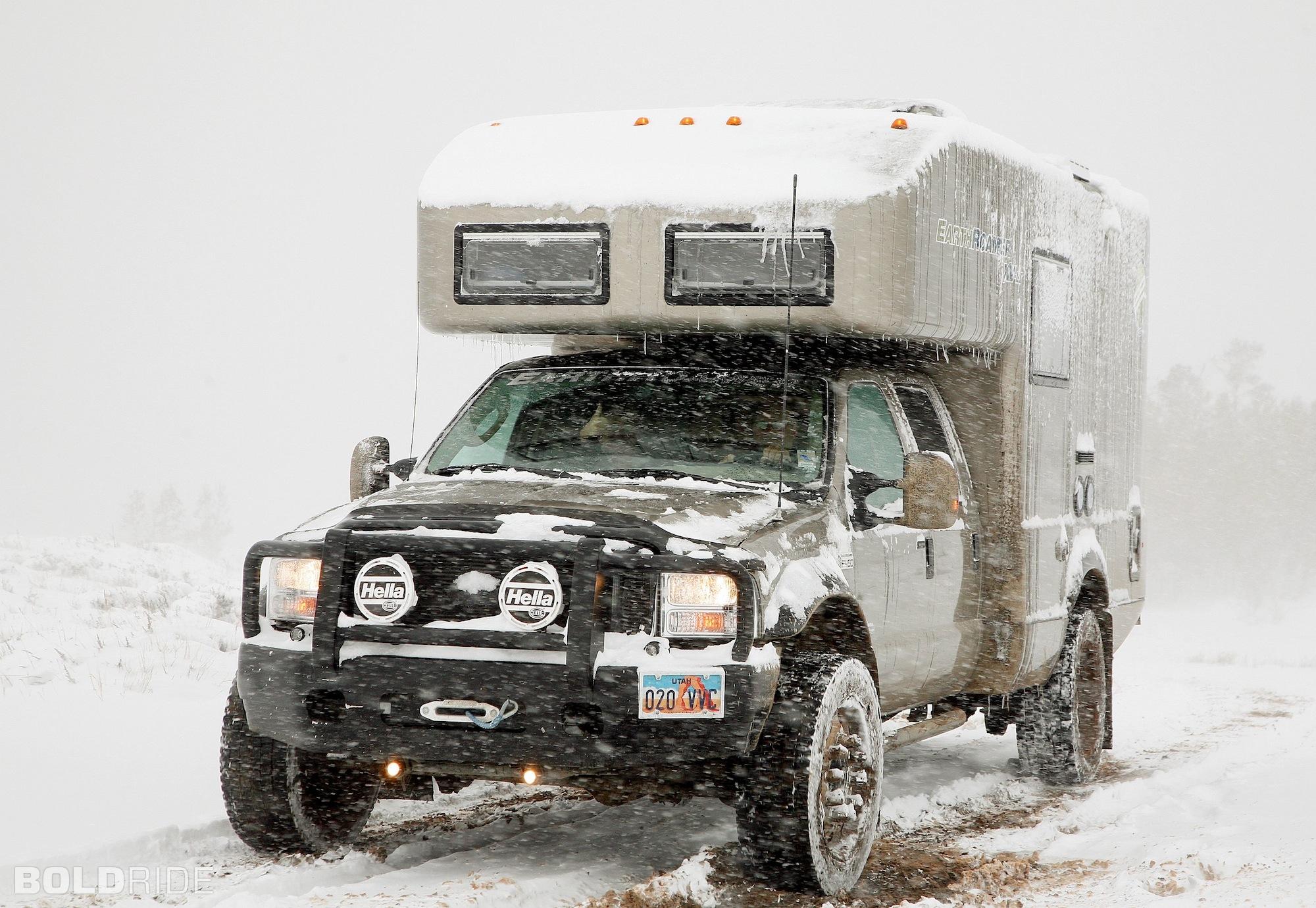 Model Ford Off Road Camper Van  Explore Bridgetown Web39s Photos O