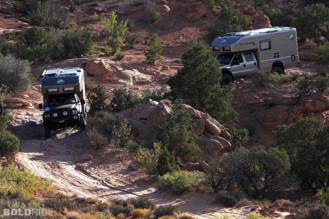 2013 Ford F-550 XV-LT 4x4 offroad truck camper     dd wallpaper