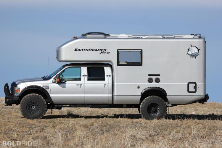 2013 Ford F-550 XV-LT 4x4 offroad truck camper s wallpaper