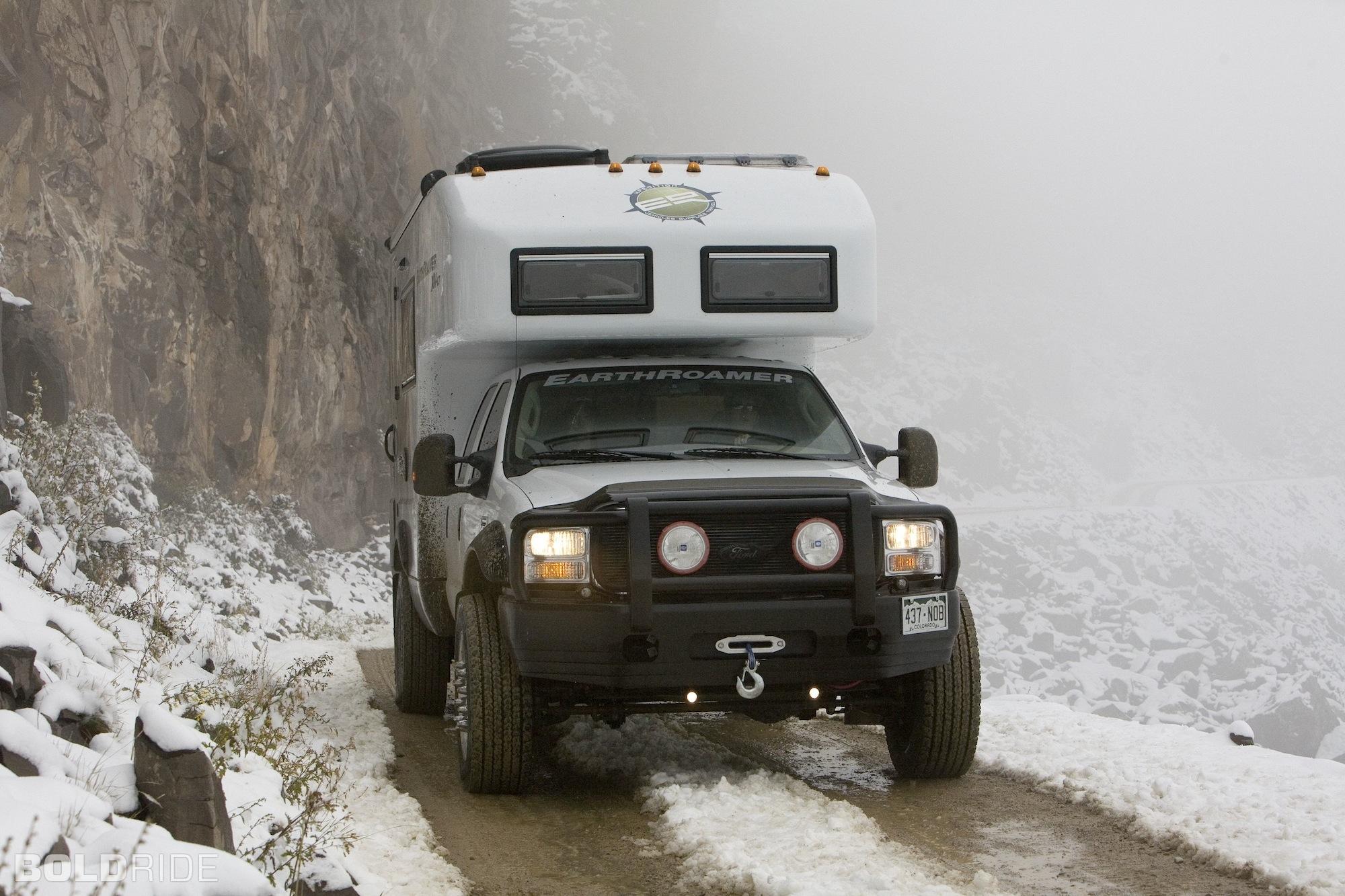 2013 Ford F 550 Xv Lt 4x4 Offroad Truck Camper D Wallpaper