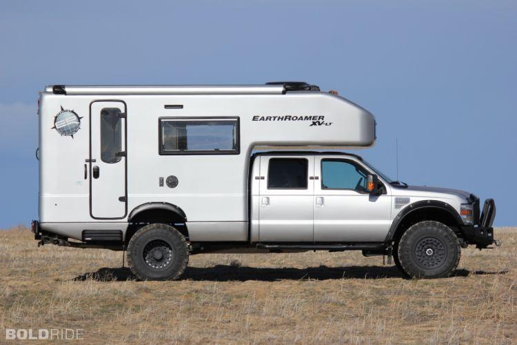 2013 Ford F-550 XV-LT 4x4 offroad truck camper c wallpaper