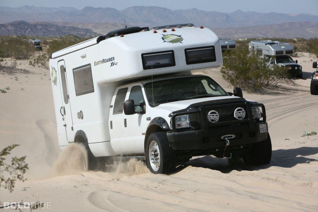 2013 Ford F-550 XV-LT 4x4 offroad truck camper f wallpaper