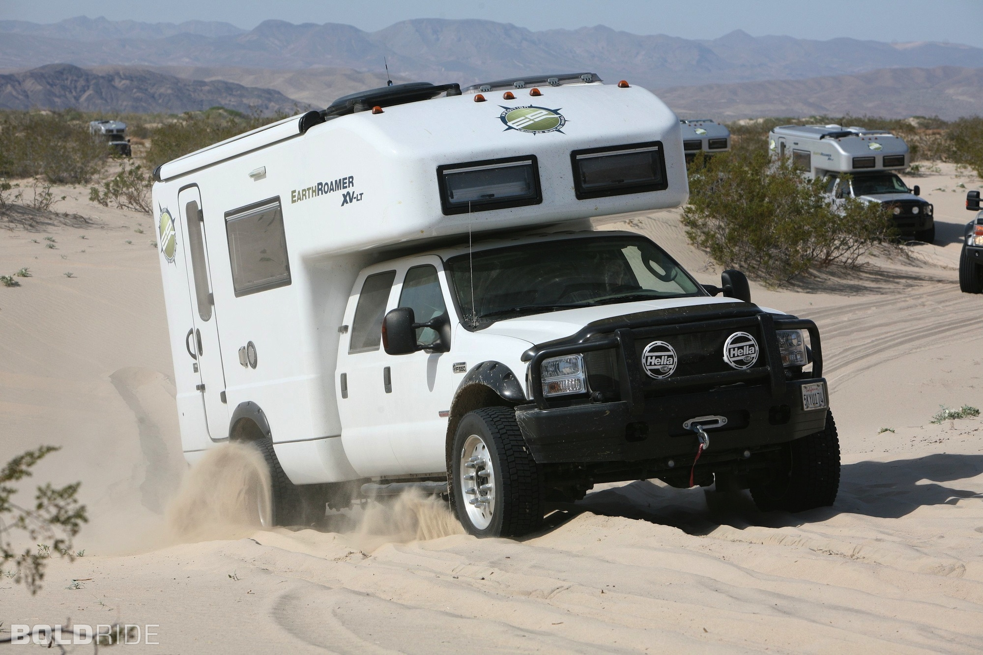 New Sportsmobile Custom Camper Vans  4WD 4 Wheel Drive 4x4