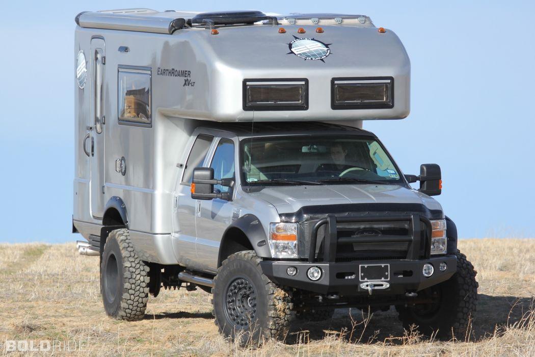 2013 Ford F 550 Xv Lt 4x4 Offroad Truck Camper Wallpaper