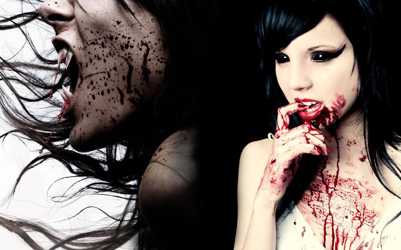 Текстом просто, прикольные кровавые картинки