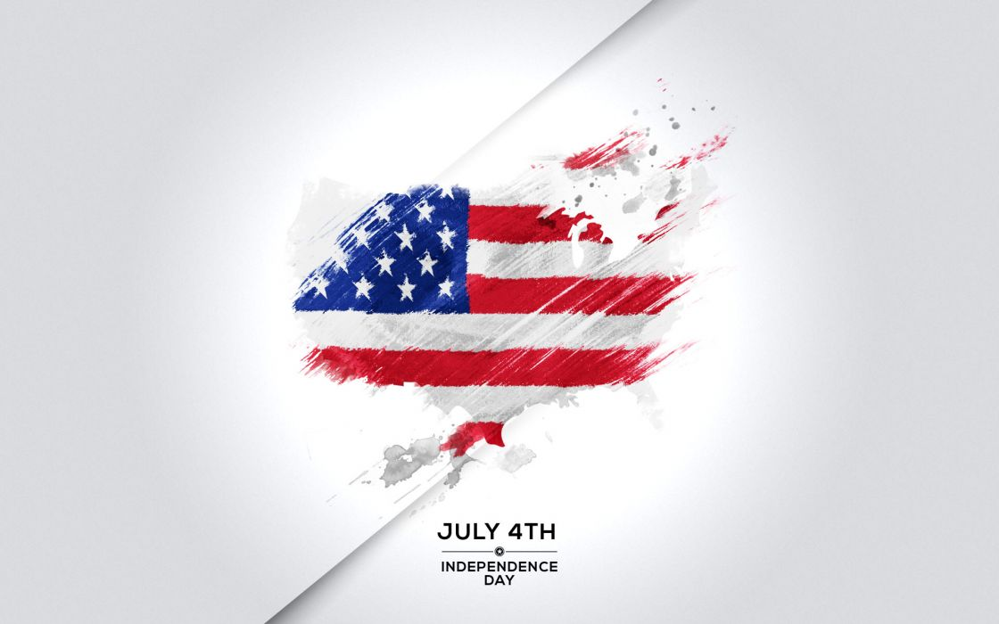 4th of July Independence Day    g wallpaper