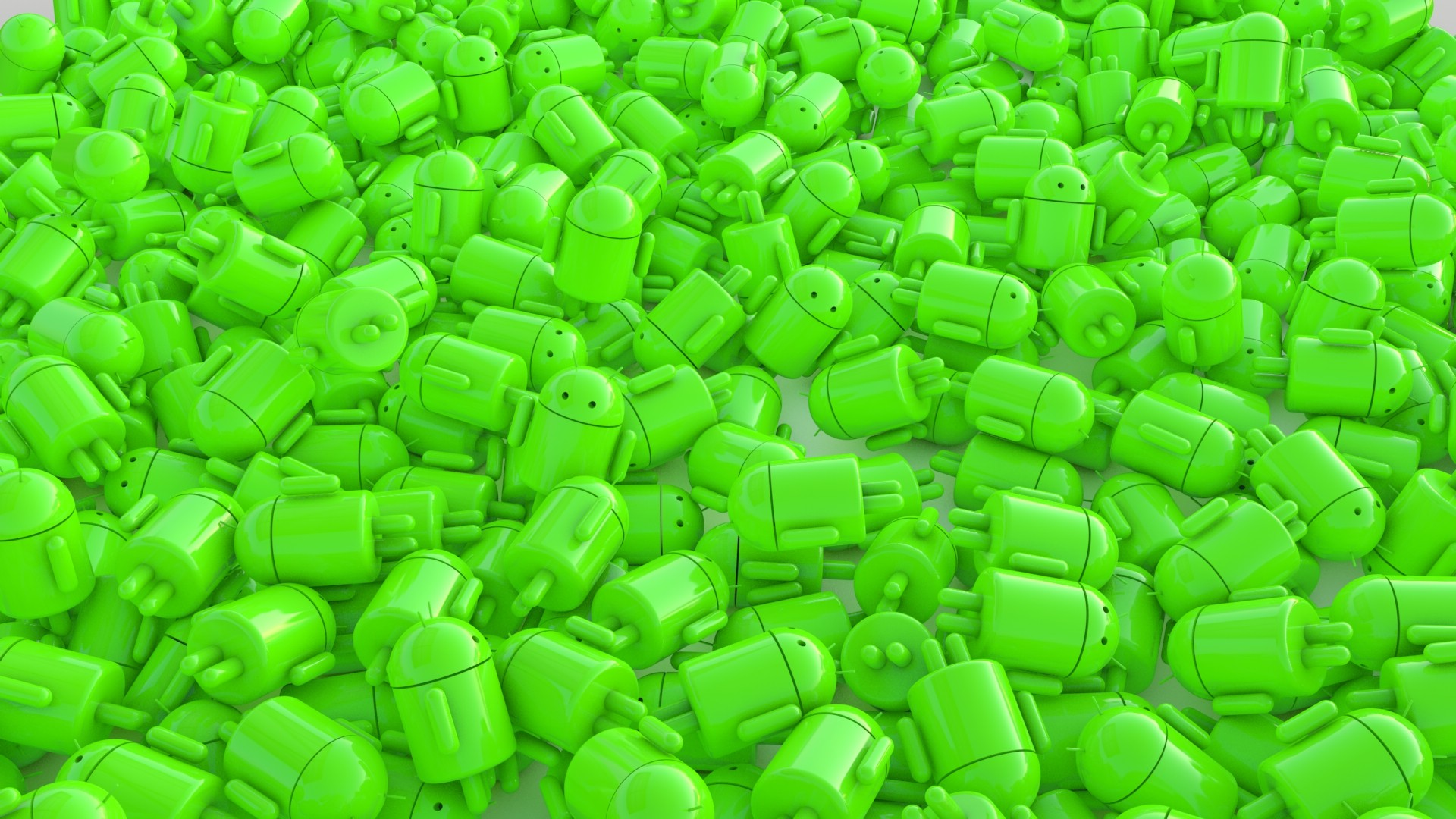 Android Green Robot Wallpaper 1920x1080 112657